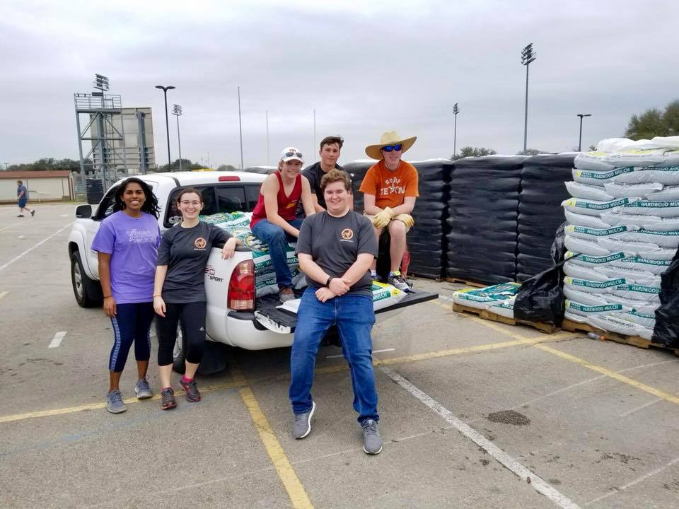 Mulch Delivery by Westwood Band