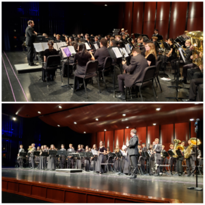 Symphonic Band Performs at Spring Concert
