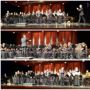 Wind Ensemble Performs at Spring Concert