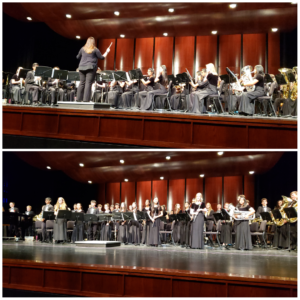 Wind Symphony Performs at Spring Concert