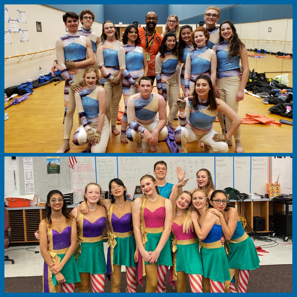 Westwood Winter Guard